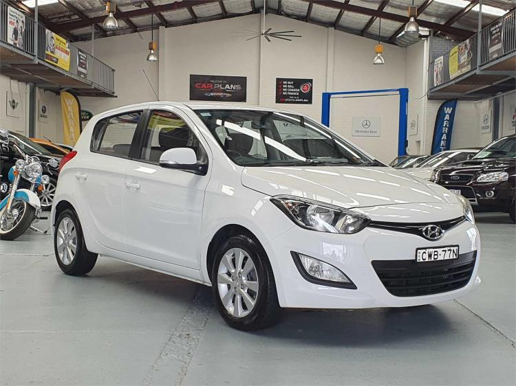 2014 HYUNDAI i20 5D HATCHBACK ELITE PB MY14